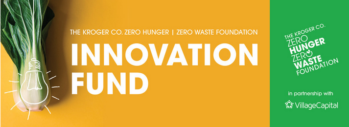 Kroger Zero Hunger Zero Waste Innovation Fund logo